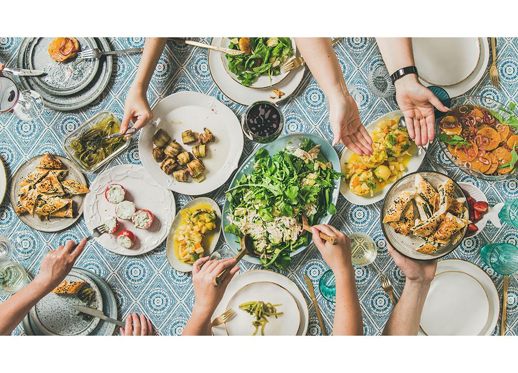 Tips for Eating Healthy During Holiday Parties